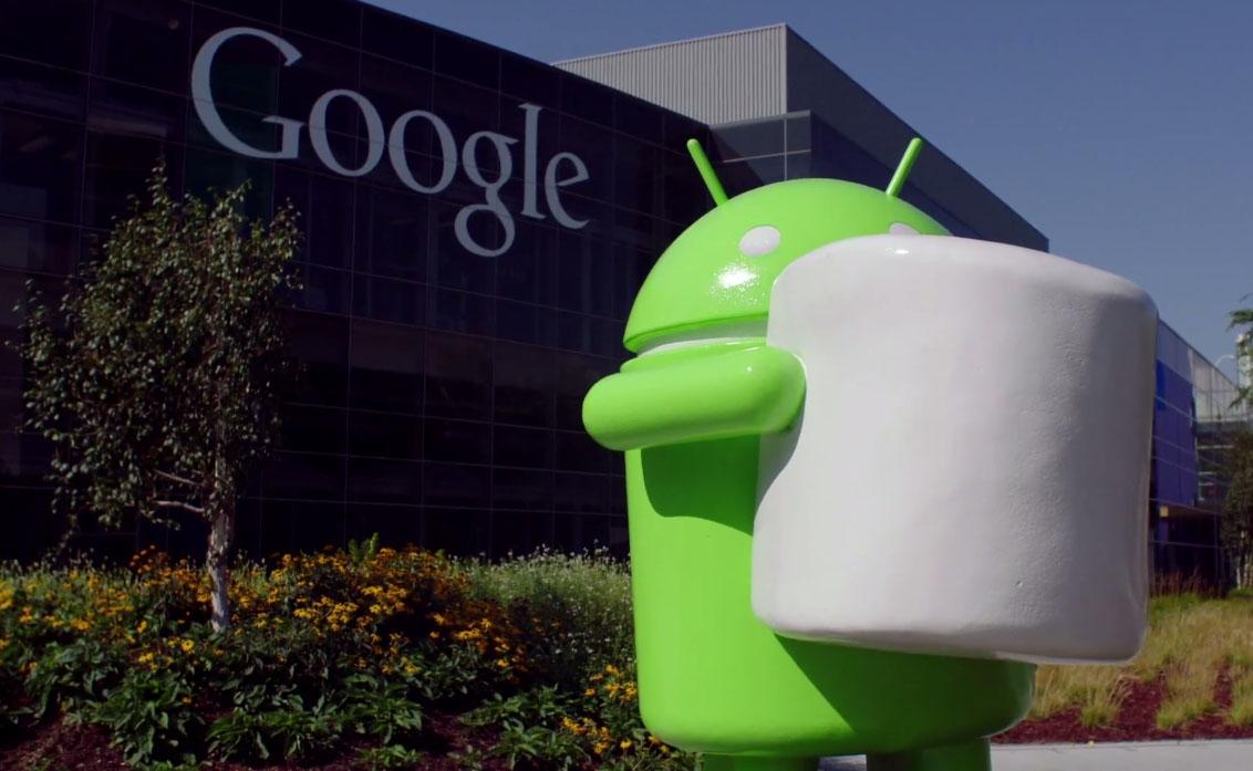 Android 6.0 Marshmallow Google