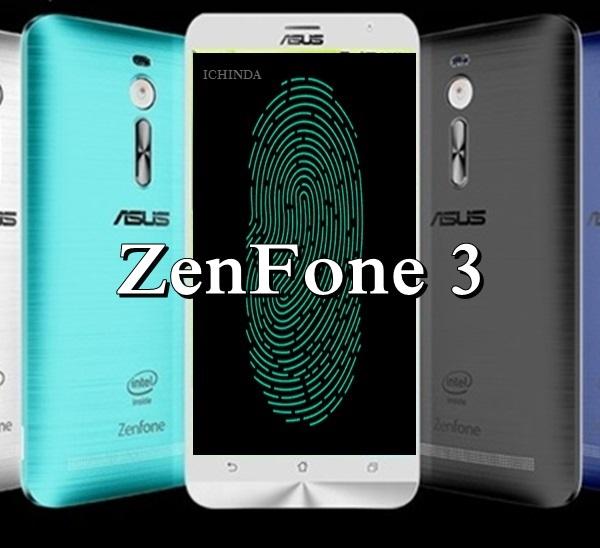 Fitur Sidik Jari pada Asus ZenFone 3 Courtesy: www.mobilesreview.co.id