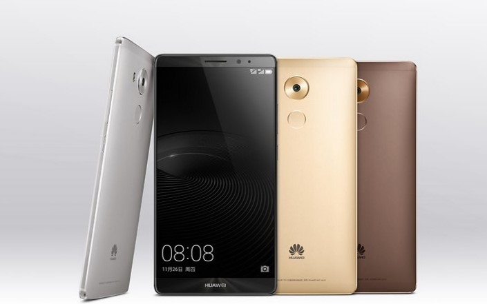 Huawei Mate 8 Courtey: www.androidpit.com
