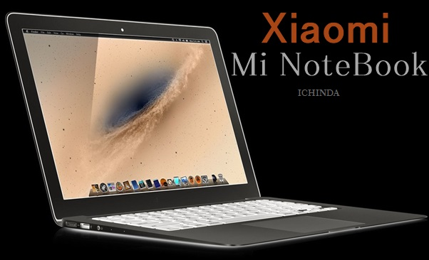 Xiaomi Ultrabook Courtesy: gadgetprice.co.id