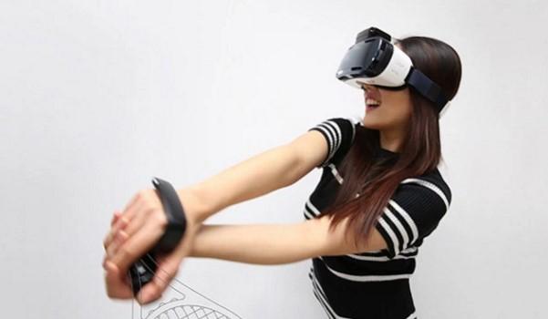 VR Motion Controller dari Samsung