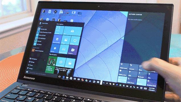 Laptop yang mendukung prosesor Skylane saat ini Courtesy: www.review.gizmodo.com