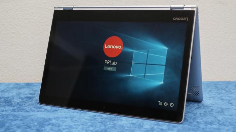 Lenovo Yoga 710 ukuran 11 inchi