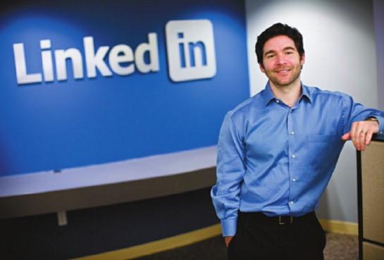 CEO LinkedIn, Jeff Weiner