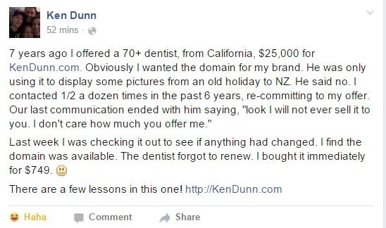 Status KenDunn