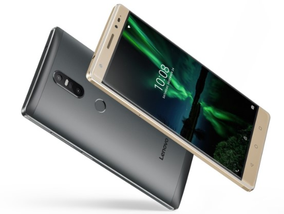 Lenovo Phab2 Plus, courtesy: www.lawyat.net