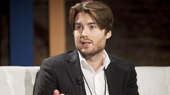 Pete Cashmore, CEO dan founder Mashable.com