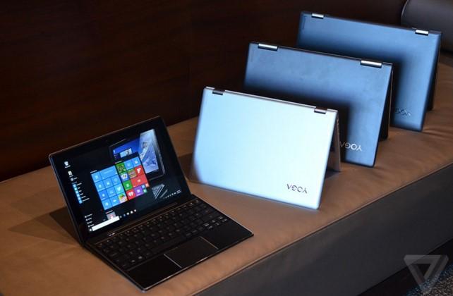 Lenovo Yoga 710: Ukuran Lebih Kecil, Baterai Lebih Lama - Lintang Tech